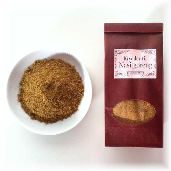 50 g krydder til Nasi goreng
