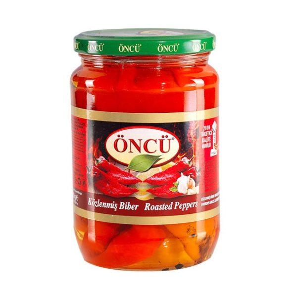 680 g grillet paprika (Öncü)