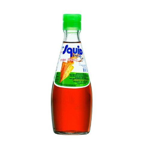 300 ml fish sauce, Squid