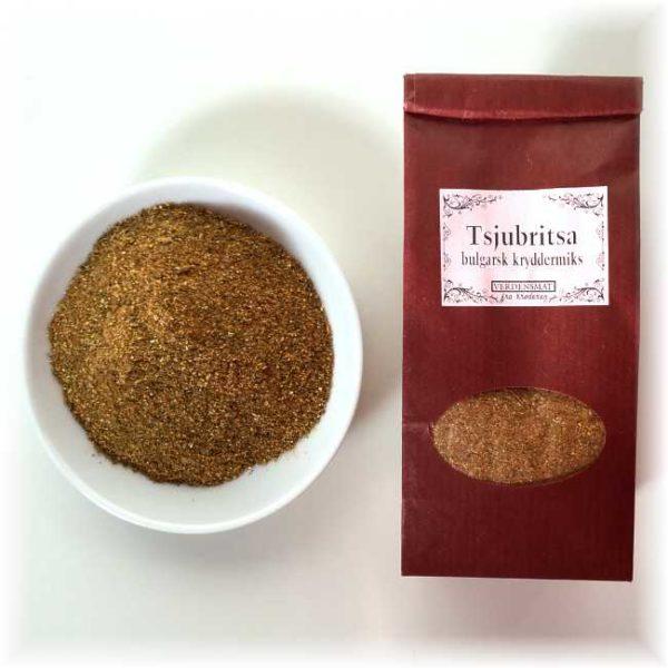 70 g tsjubritsa (sjarena sol)