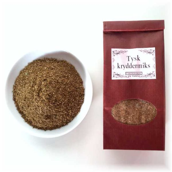 50 g tysk krydderblanding