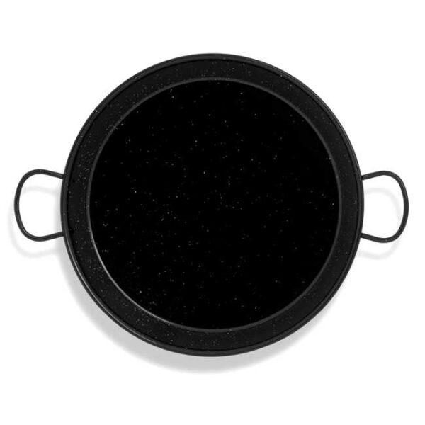Emaljert paellapanne, Ø = 34 cm