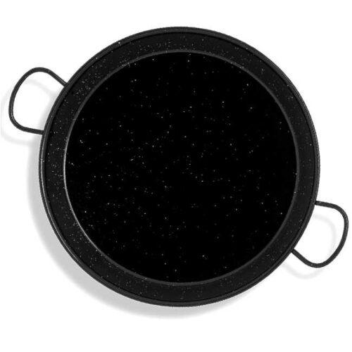 Emaljert paellapanne, Ø = 50 cm
