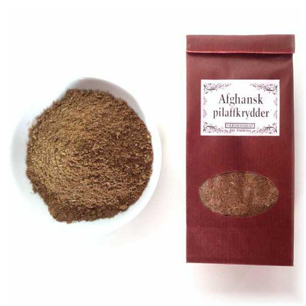50 g afghansk pilaffkrydder