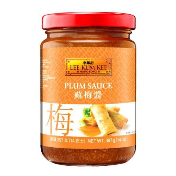 Plommesaus fra kinesiske Lee Kum Kee, 397 g