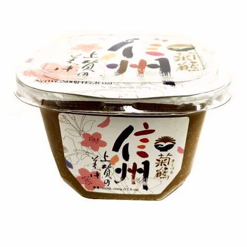 Miso av soyabønner, fra produsenten Shih-Chuan, 500 g