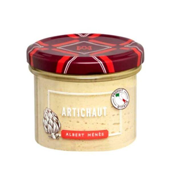 Crème d'artichaut (artisjokkrem) fra franske Albert Ménès, 100 g