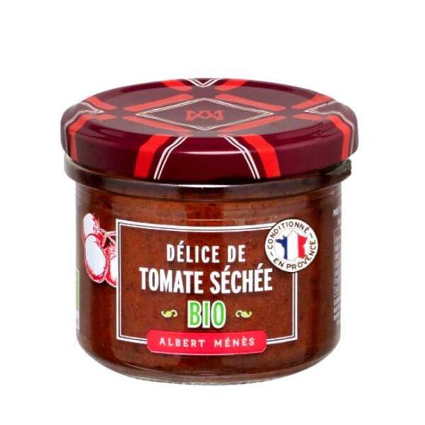 Crème de tomate séchée (krem av soltørket tomat) fra Provence. Albert Ménè, 100 g