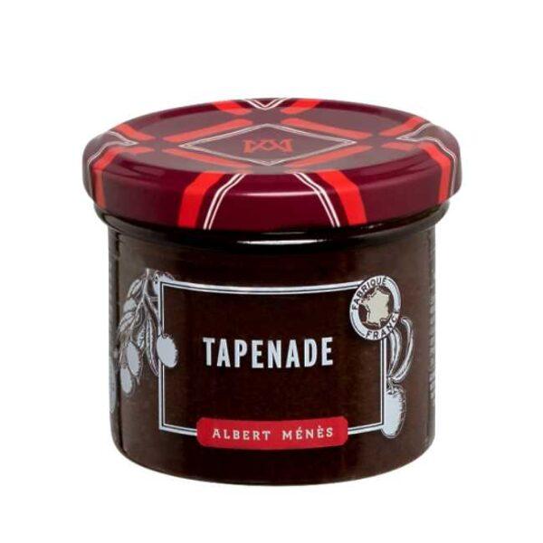 Tapenade noir (mos av svarte oliven) fra franske Albert Ménès, 100g