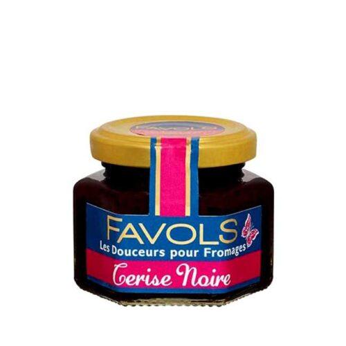 110 g fransk syltetøy til ost: Baskiske kirsebær & sitron
