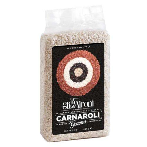 1 kg italiensk risottoris av type carnaroli