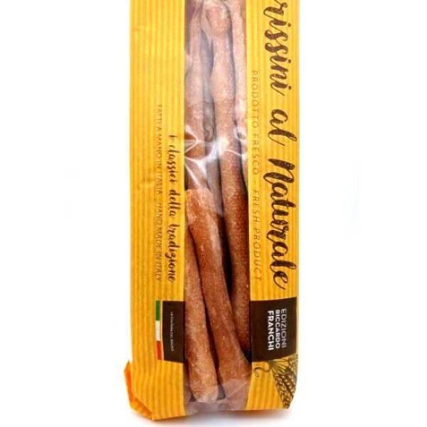 Grissini (brødpinner) fra Piemonte (detalj)