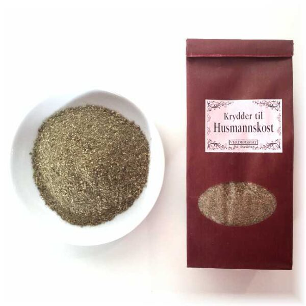 55 g krydderblanding til husmannskost