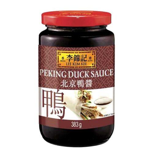 Peking-and-saus fra den kinesiske produsenten LKK, 383 g