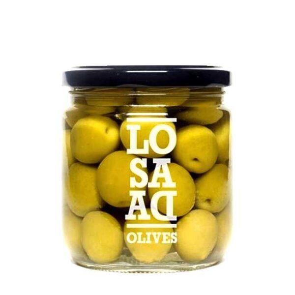 345 g hele manzanillaoliven i saltlake (derav 198 g oliven)