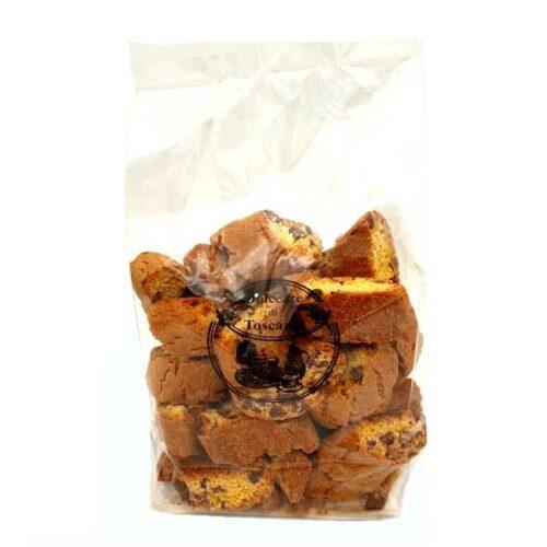 300 g Cantuccini al cioccolato (sjokoladekjeks) fra Toscana