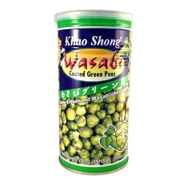 280 g erter trukket med wasabi