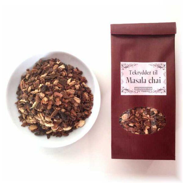50 g krydderblanding til chai latte (indisk tekrydder)