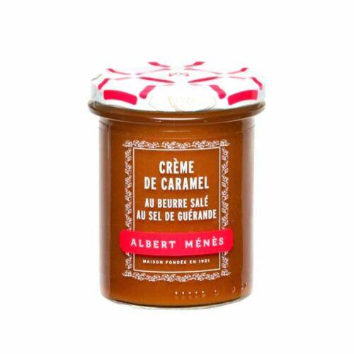 265 g fransk karamellkrem fra Albert Ménès