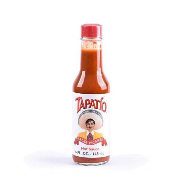 148 ml Tapatío Hot sauce (chilisaus), produsert i California