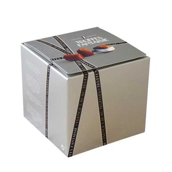 """Franske sjokoladetrøfler i gaveeske, """"Truffes fantaisie"""", 200 g"""