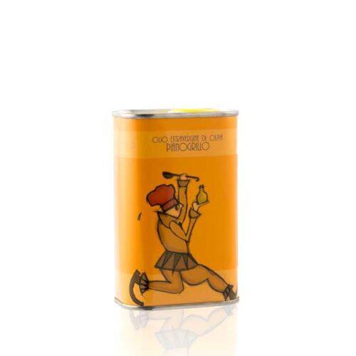 250 ml extravergine olivenolje fra Sicilia, i dekorativ boks