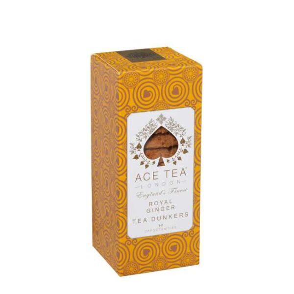150 g ginger tea dunkers (tekjeks med malt ingefær)