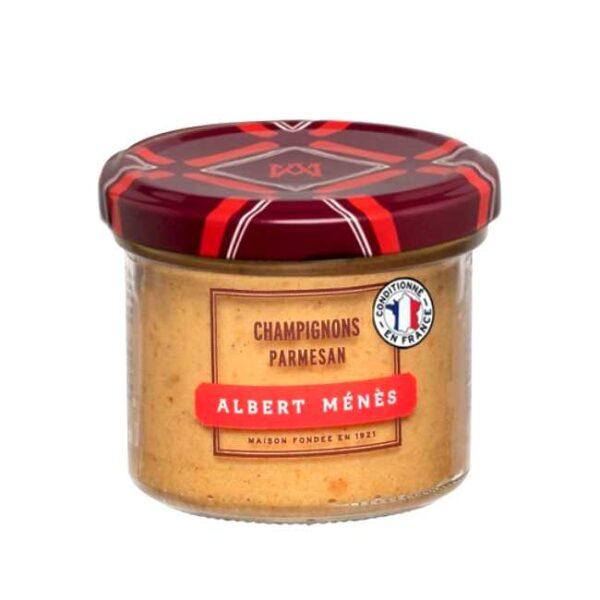 Crème de champignons et parmesan (skogsoppkrem) fra franske Albert Ménès, 100 g
