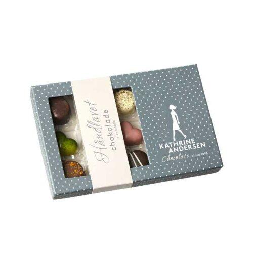 100 g håndlagd sjokoladekonfekt fra danske Kathrine Andersen