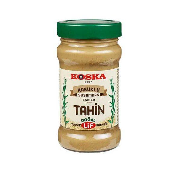 Mørk tahini (sesampaste) fra tyrkiske Koska, 300 g