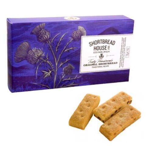 110 g ekte skotske shortbread (småkaker), naturell