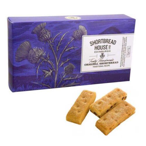 170 g ekte skotske shortbreads (småkaker), original oppskrift