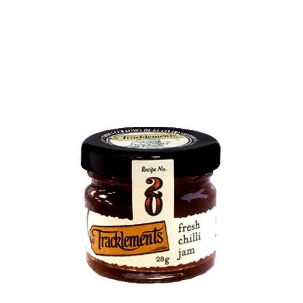 28 g chilisyltetøy (chili jam) fra England