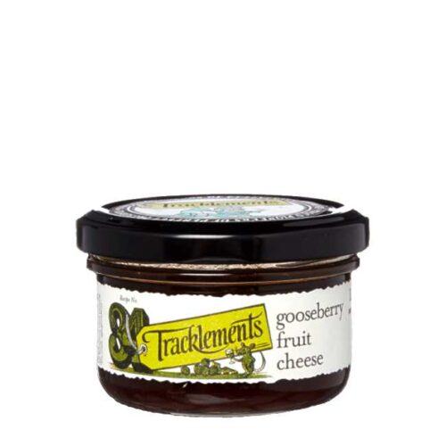 100 g stikkelsbærgelé (gooseberry fruit cheese) fra England