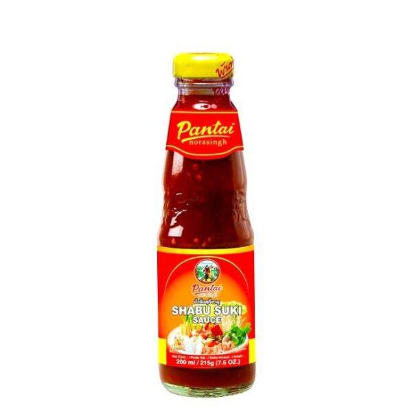 """200 ml thailandsk saus til suki (""""thailandsk fondue"""")"""