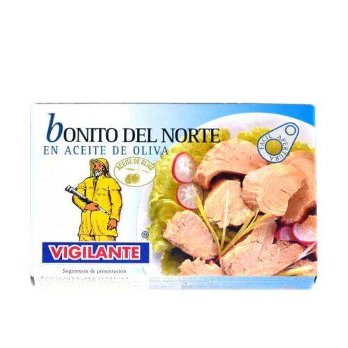 Bonitt (bonito del norte) i olivenolje