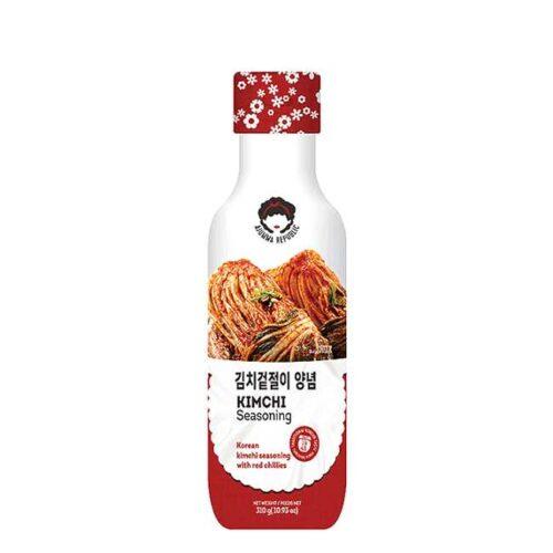 310 ml koreansk marinade for tilberedning av kimchi