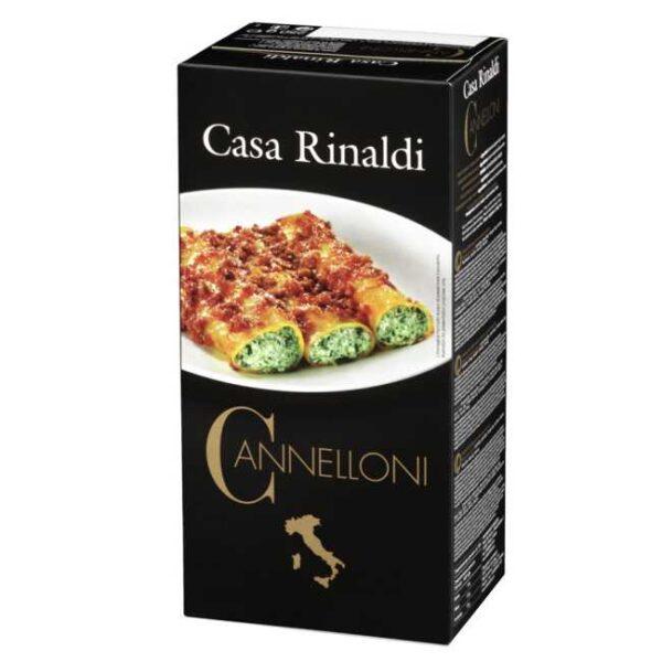 250 g italienske cannelloni (rørpasta)