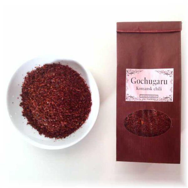 55 g grovt, koreansk chilipulver (gochugaru)