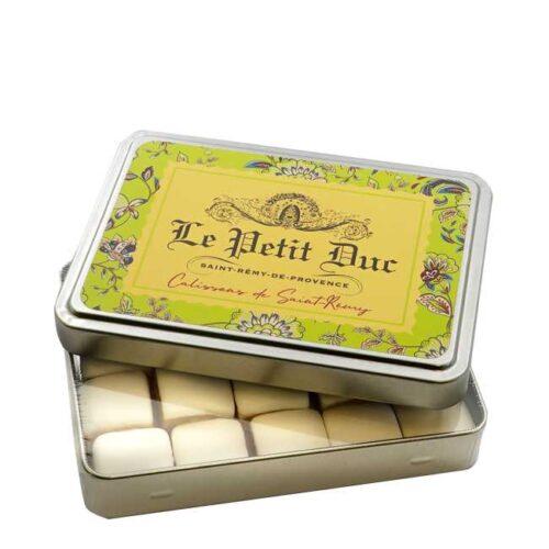 115 g calissons (mandelputer) fra Provence, produsert av Le Petit Duc