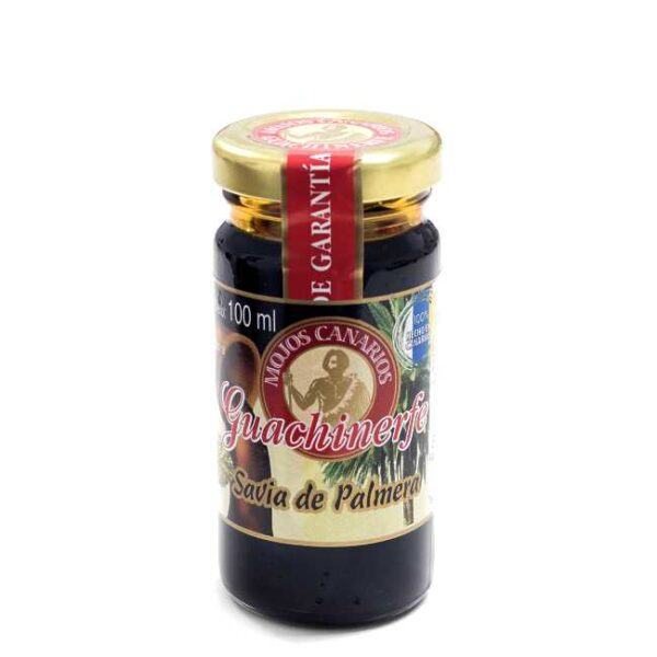 100 ml kanarisk miel de palma (palmesirup)