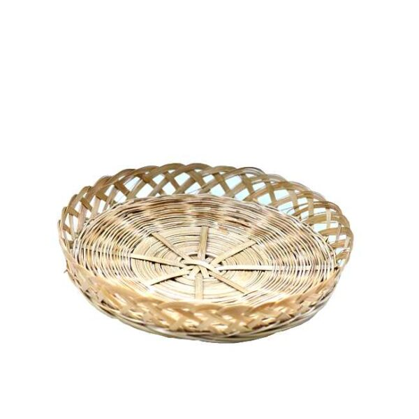 En liten, enkel brødkurv til ca. et halvt brød (diameter 21 cm)