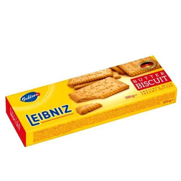 100 g Leibniz Butterkekse (smørkjeks)