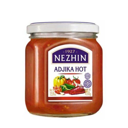 450 g adsjika (georgisk paprikasaus eller -krem)