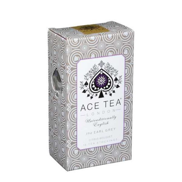 37 g (15 poser)Earl Grey teafra England