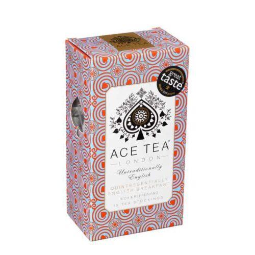52 g (15 poser) English breakfast tea (frokostte) fra England