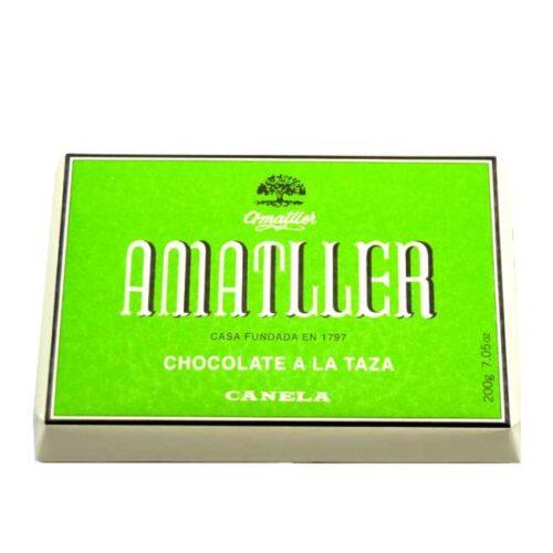 200 g sjokolade til 8 store kopper varm kakao