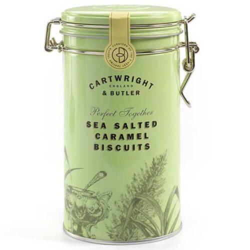 Karamellkjeks med havsalt fra engelske Cartwright & Butler