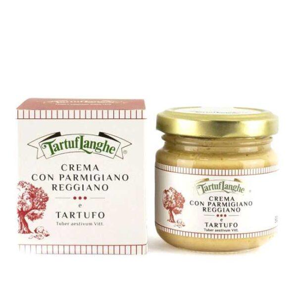 90 g trøffel- og parmesankrem (med italienske sommertrøfler) fra italienske TartufLanghe